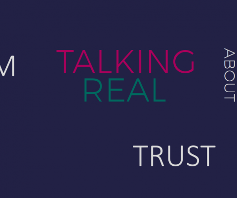 society, business and our lives are devoid of trust